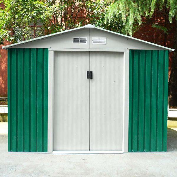 Casetas metalicas de jardin gallery of ampliar imagen for Casetas metalicas ofertas