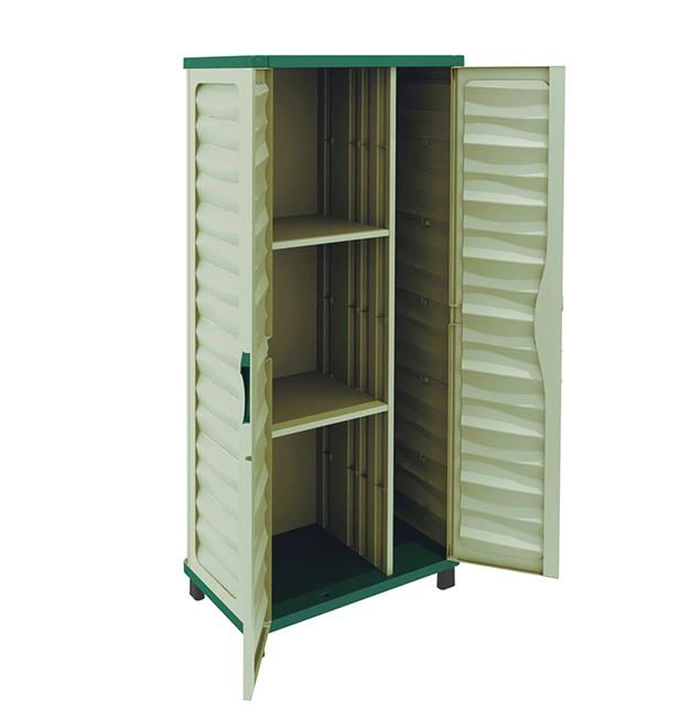 Armario de jard n de resina gardiun utility cabinet - Armarios de jardin ...