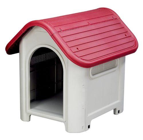 Caseta de Perro Kira (Roja) KZT1004